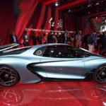 China's Hongqi S9 concept supercar unveiled at the 2019 Frankfurt IAA motor show