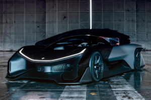 APAC News Faraday Future FF01 concept car financed by China Evergrande