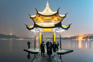 Hangzhou West Lake has much to offer for Golden Week tourists