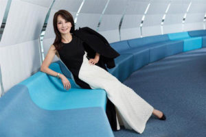 Jane Sun CEO of travel website CTrip