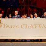 APAC News luminaries gather for the fifth anniversar of the siging of ChAFTA