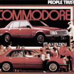 APAC News Holden commodore advertisment