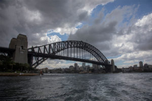 APAC News Sydney Harbour Bridge